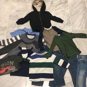 ⭐️12 Items ⭐️Boys 3T Lot H&M, Old Navy, Nordstrom